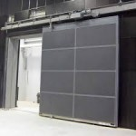 acosutic sliding doors