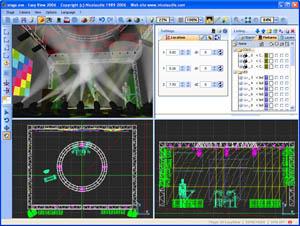 DMX Software | Acoustics